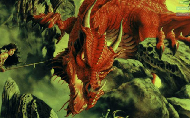 Hình ảnh đẹp về rồng