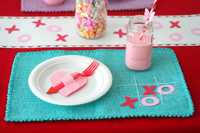 Be different act normal valentines dinner for kids for Valentines dinner party ideas
