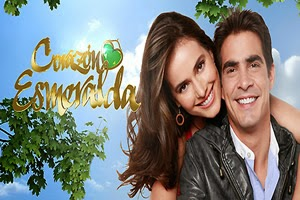 Corazón Esmeralda  capítulo 5, viernes 14-3-2014