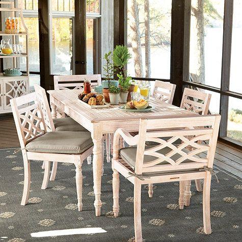 ballard outdoor furniture ballard design constance side chair with ballard outdoor furniture. Black Bedroom Furniture Sets. Home Design Ideas