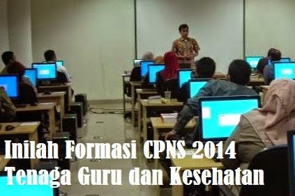 Lowongan kerja CPNS 2014
