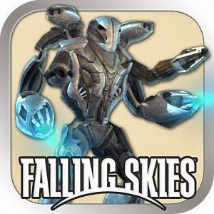 Android Game Falling Skies: Planetary War v1.1.3 [Mod Money] APK Free Download