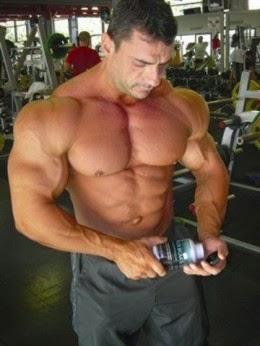 suplementos para aumentar la masa muscular rapidamente