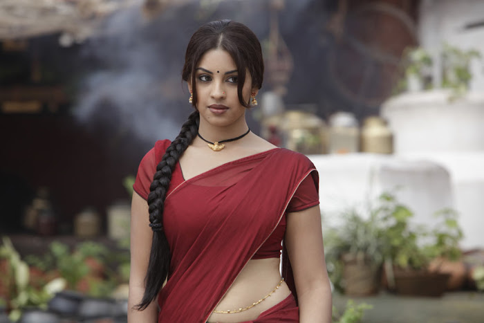 richa gangopadhyay saree from osthi movie