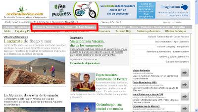 Página principal Revistaiberica.com