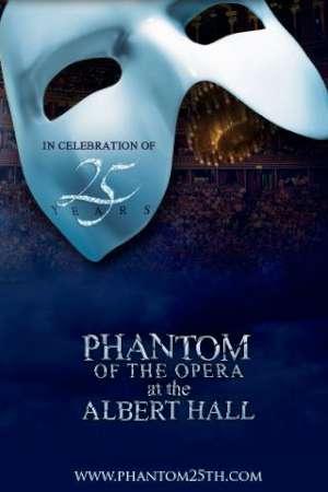 Ghelik\'s Corner: The Phantom of the Opera at the Royal Albert Hall