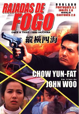 Filme Poster Rajadas de Fogo DVDRip XviD & RMVB Dublado