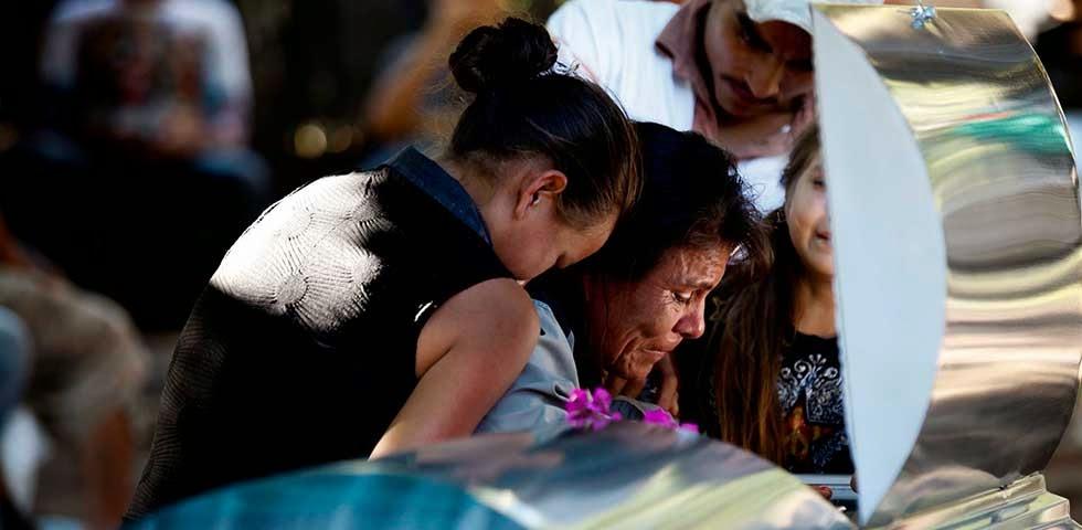 Michoacan Bajo Fuego.  Fotogaleria.  Las Victimas de Paracuaro 08