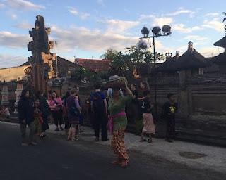 Bali. Bona Village.
