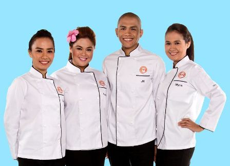 Masterchef Pinoy Edition Top 4 cooks