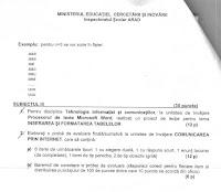 Subiecte titularizare informatica Arad 2009 pag 3
