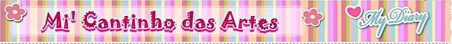 °♥Mi'cantinho das artes♥°