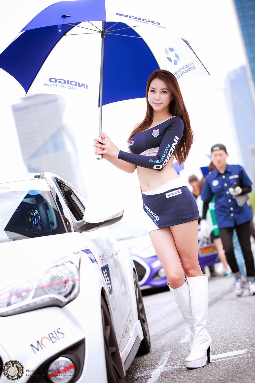 2 Ju Da Ha - Korea Speed Festival 2014 - very cute asian girl-girlcute4u.blogspot.com