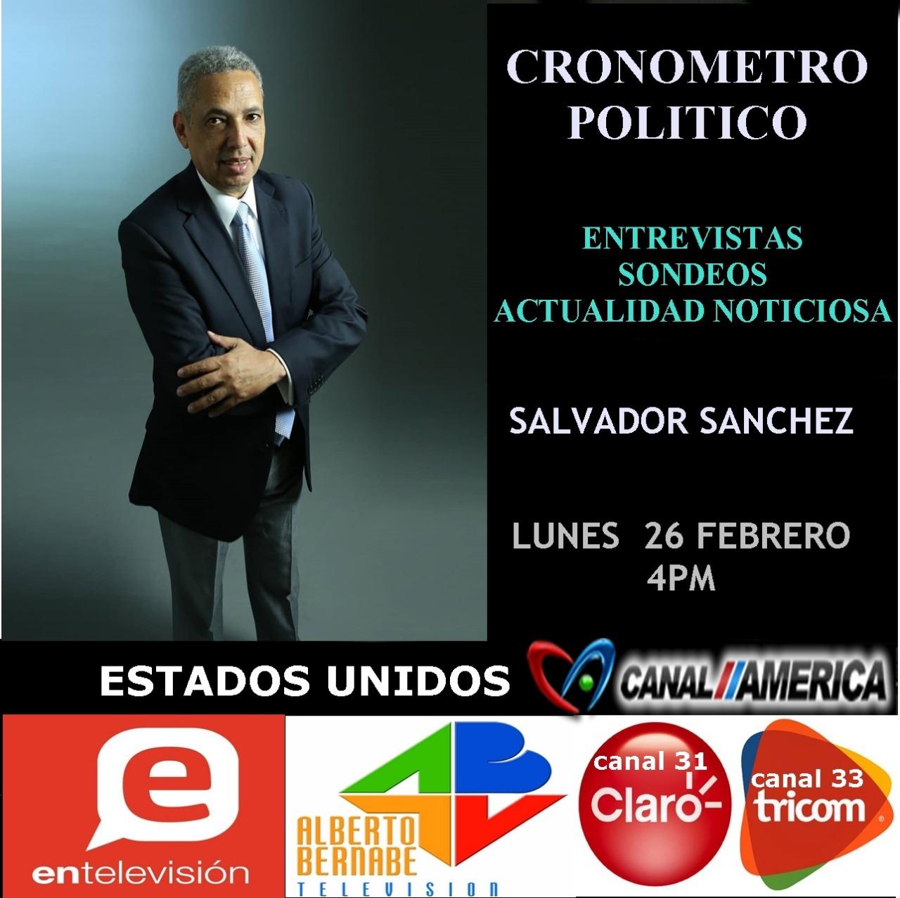 CRONOMETRO POLITICO