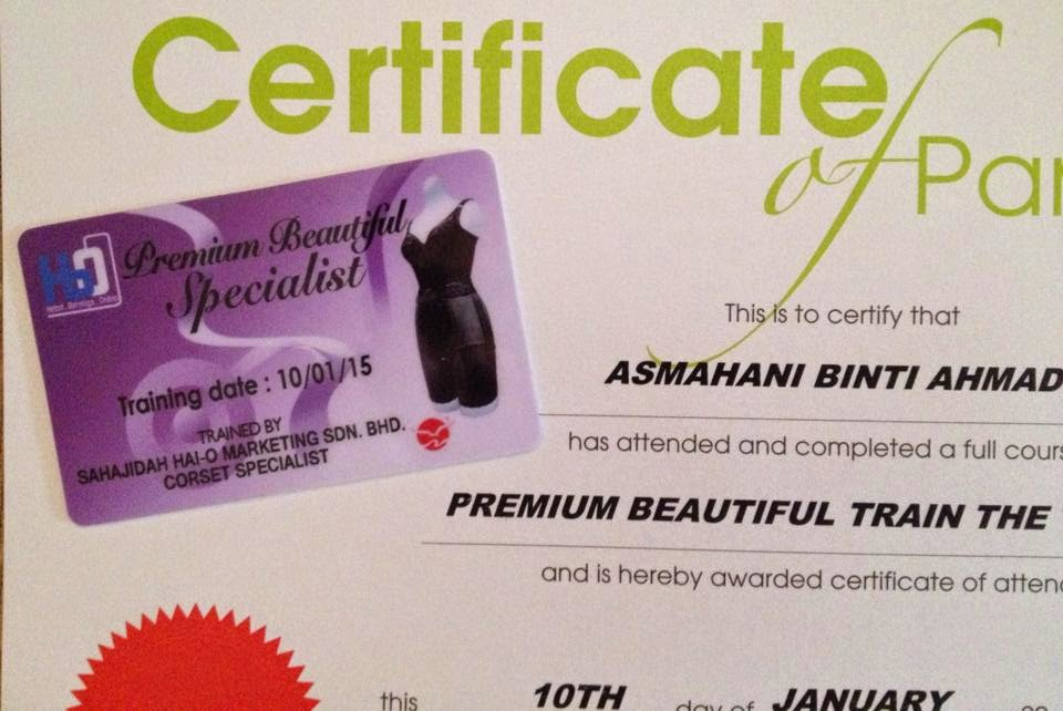 premium beautiful specialist agent hanie asmahani