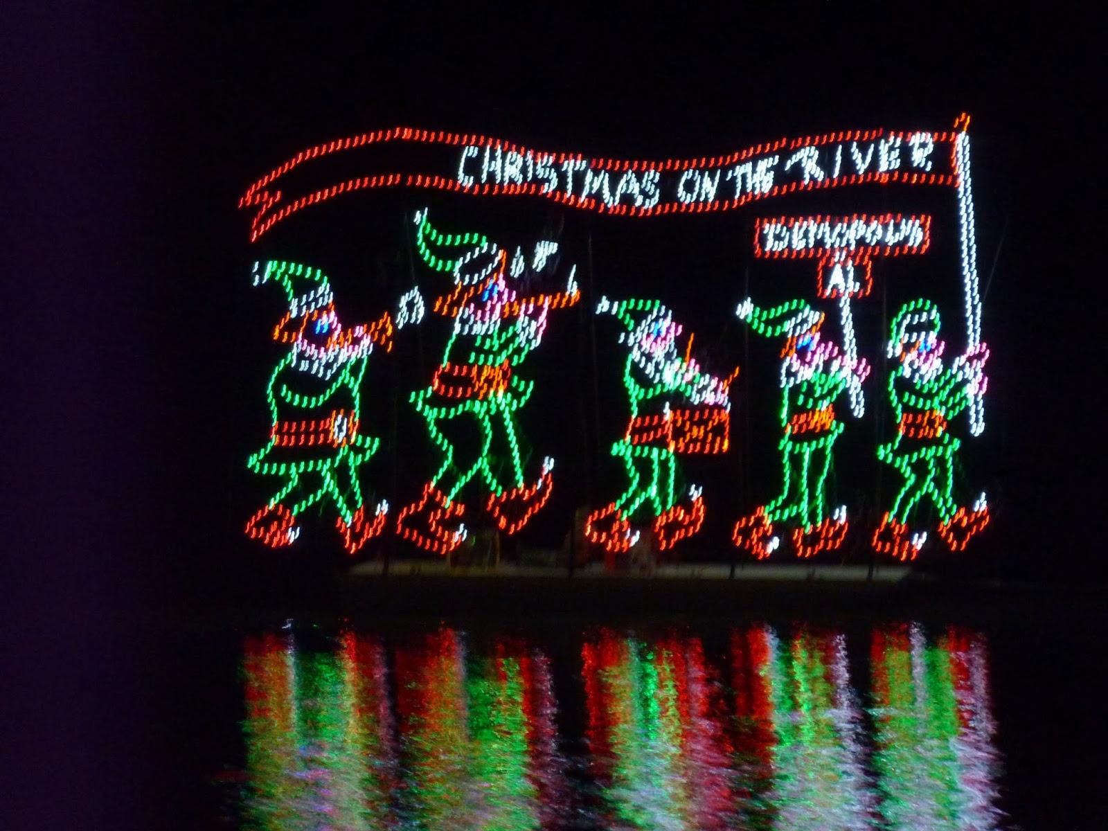 dream chaser pickensville ms to demopolis al christmas on the river - Christmas On The River