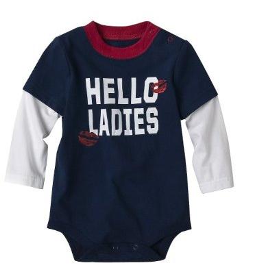 Heteronormative Baby Clothes