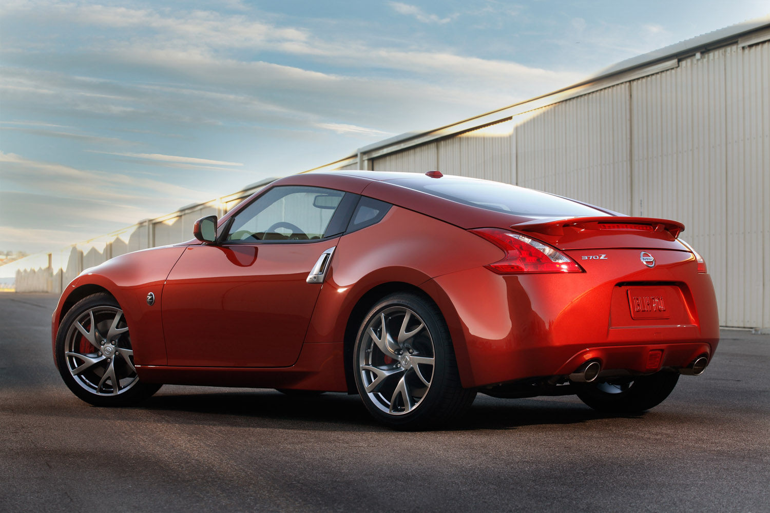 Car Evolutions 2013  2013 Nissan Z370 Facelift