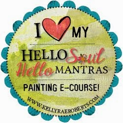 Hello Soul - Hello Mixed Media Mantras