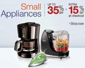 Kitchen & Home Appliances @ Upto 60% off + 15% off