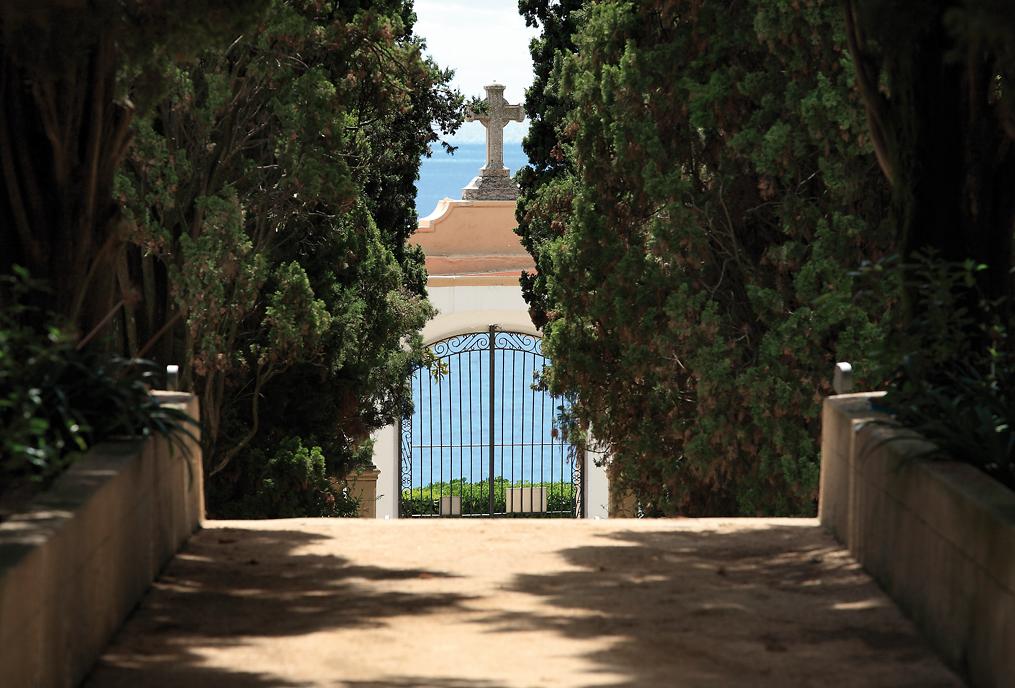 Cementirio de sinera for Cementerio jardin del mar