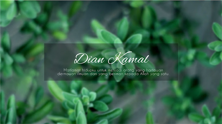 Dian Kamal