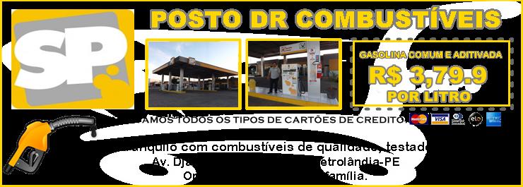 POSTO DR COMBUSTÍVEIS