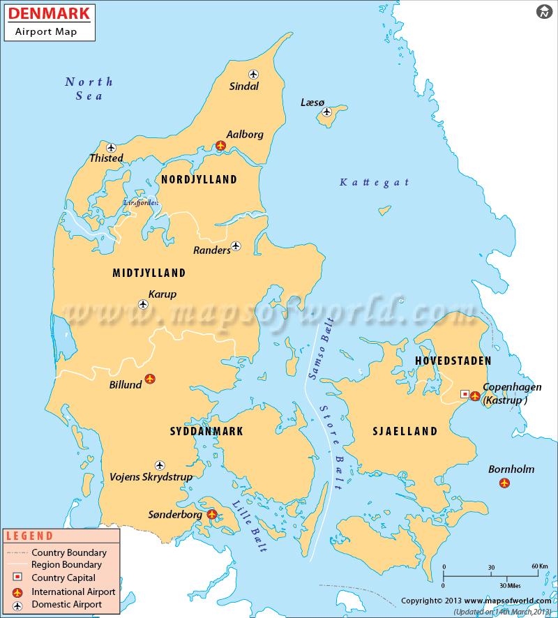 cities in denmark