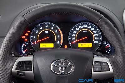 Toyota Corolla 2013 - painel