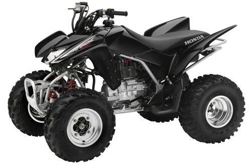 2012 honda TRX250R