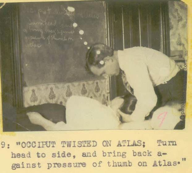остеопатия, техники остеопатии