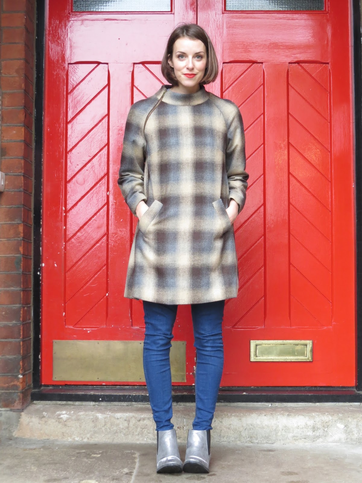 cf9fe8ae4f The Clare Coat!