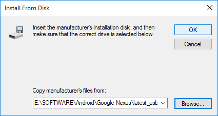 How To Download and Install Google Nexus USB Driver (Manually)