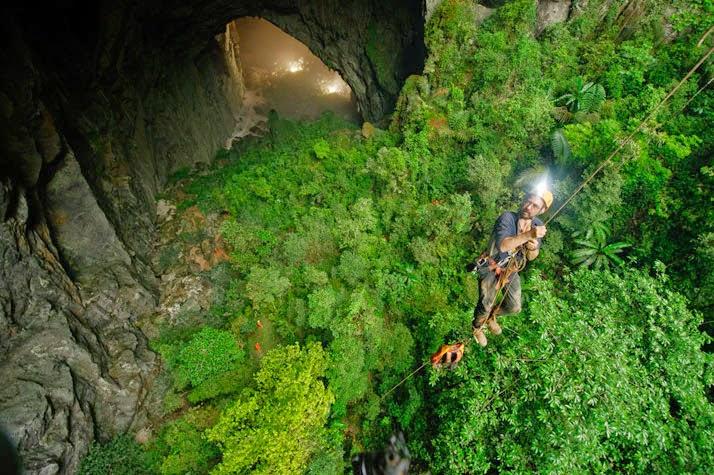 Hang-en cave