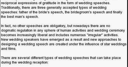 best 50th wedding anniversary speech