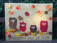 http://www.lifeonlakeshoredrive.com/2012/10/fabric-owls-burlap-fall-decor-blessing.html