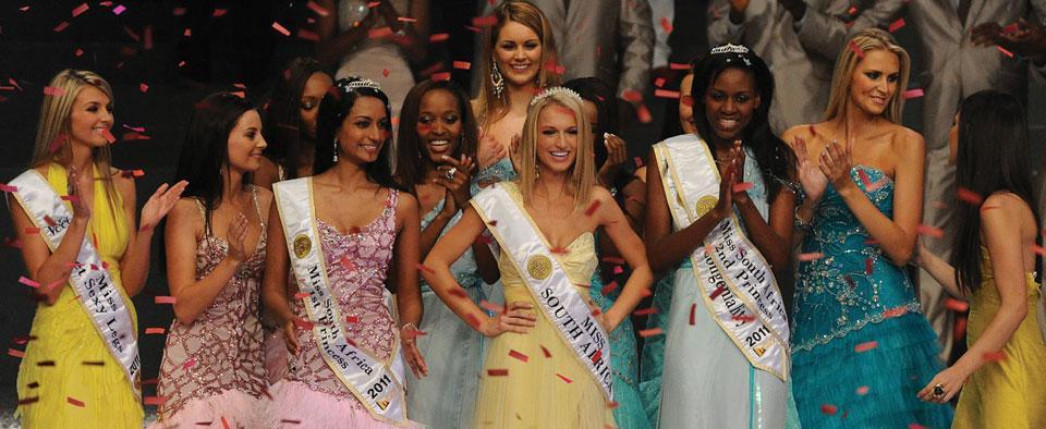 Melinda Bam Miss Universe South Africa 2012 Miss