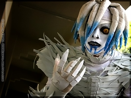 Cosplay Death Note