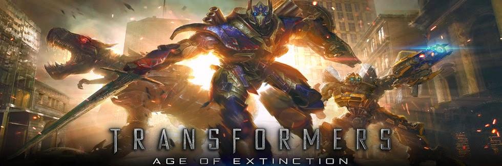Transformers 4 La Era de la Extinción