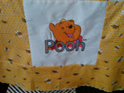 QFC Pooh Charity Quilt
