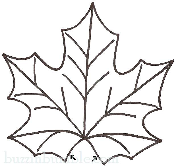Buzzinbumble Maple Leaf Mug Rugs Or Coasters Tutorial