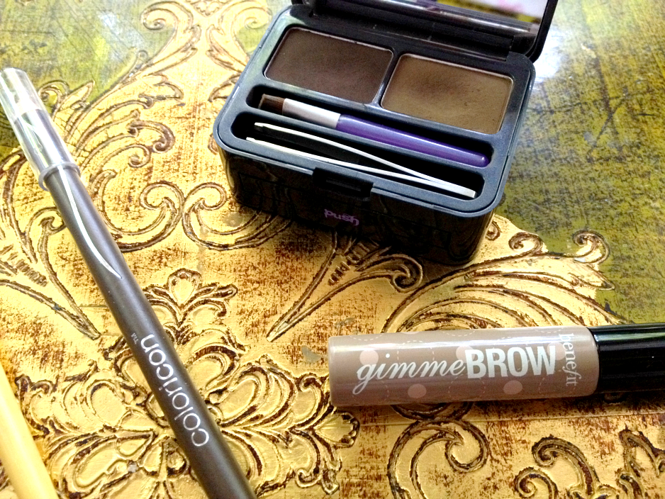 eyebrow-products, brow-powder, brow-gel, brow-pencil