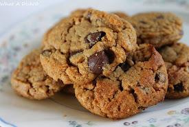 Gluten-Free PB Cookies