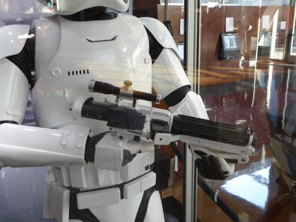 Star Wars First Order Stormtrooper blaster