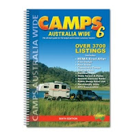 Camps Australia Wide Book