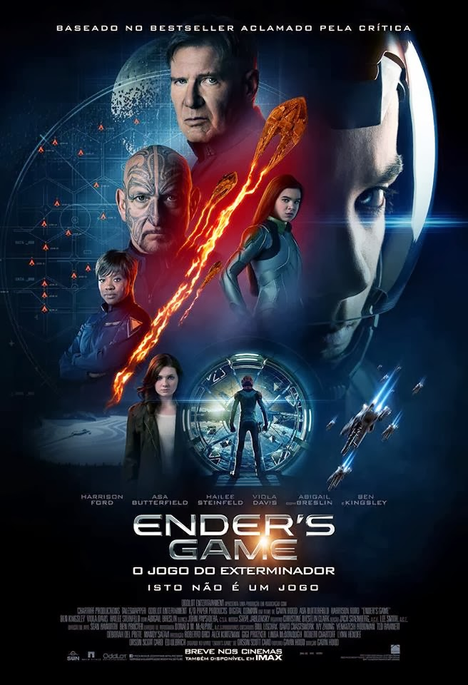 Ender's Game – O Jogo do Exterminador (Ender's Game)