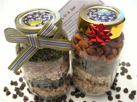 Food Jar Recipes Homemade Gift-in-a-jar Recipes