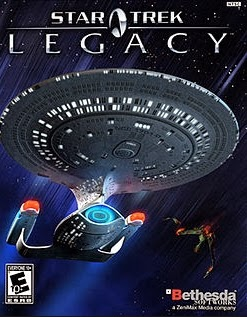 Star Trek Legacy Cracked