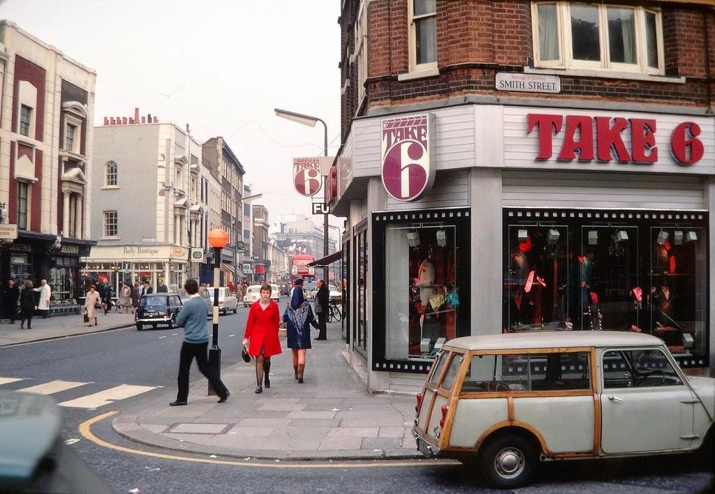 Street Scenes Of London In The 1960s Vintage Everyday