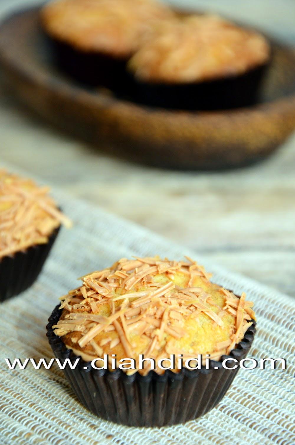 Muffin Tepung Kentang Flakes